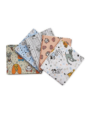 Fat Quarter Pack - Disney Animals