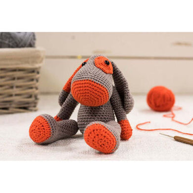 Cute Companions Crochet Kit  - Dexter The Dog