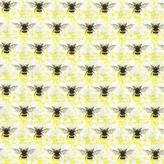 Honey Bee - 100% Cotton