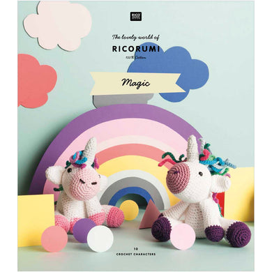Ricorumi Pattern Book - Magic