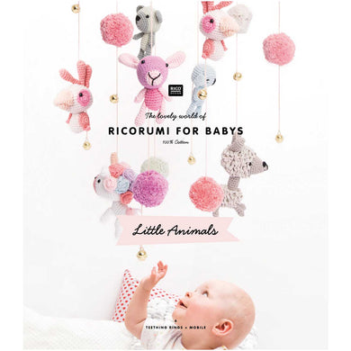 Ricorumi Pattern Book - Little Animals