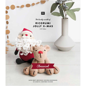 Ricorumi Pattern Book - Jolly X-Mas Classical