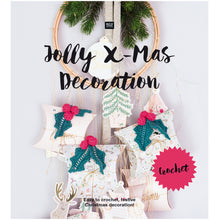Load image into Gallery viewer, Rico Pattern Book - Jolly X-Mas Decoration
