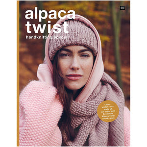 Rico Pattern Book - Alpaca Twist Special