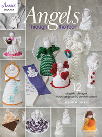 Angels Through the Year - Crochet