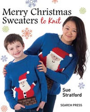 Load image into Gallery viewer, Merry Christmas Sweaters to knit