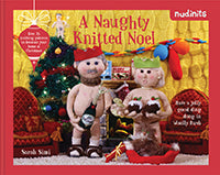 Load image into Gallery viewer, Nudinits - A Naughty Knitted Noel