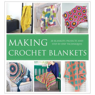 Making Crochet Blankets - 19 Projects