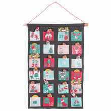 Load image into Gallery viewer, Christmas Advent Calender Sewing Kit