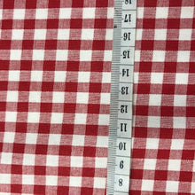 Load image into Gallery viewer, Gingham - 100% Cotton
