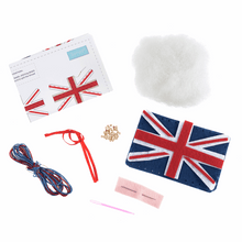 Load image into Gallery viewer, Union Jack Sewing Kit