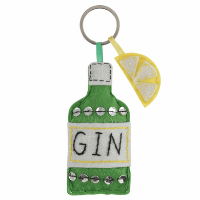 Gin Bottle Sewing Kit