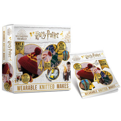 Harry Potter - Wearable Knitted Makes