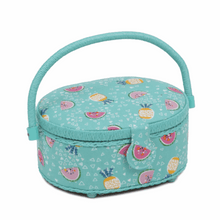 Load image into Gallery viewer, Sewing Box - Fruity