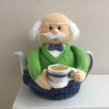 Load image into Gallery viewer, Grandpa - Knitted Tea Cosy Kit
