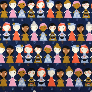 Amelie - People -  Dashwood Studios - 100% Cotton