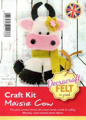 Maisie Cow Sewing Kit