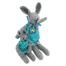Load image into Gallery viewer, The Crafty Kit Company - Knit Your Own Bunnies Kit