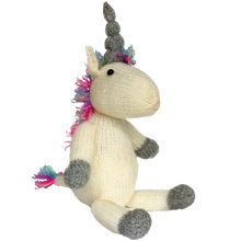 Load image into Gallery viewer, The Crafty Kit Company - Knit Your Own Unicorn Kit