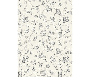 Liberty Winterbourne Collection - Lois Daisy - 100% Cotton