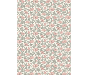 Liberty Winterbourne Collection - Nina Poppy - 100% Cotton