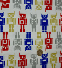 Load image into Gallery viewer, Robots - 100% Cotton