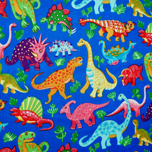 Dinosaur Dance - 100% Cotton