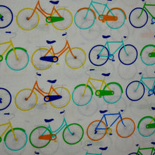 Load image into Gallery viewer, Bicycles - 100%  Cotton