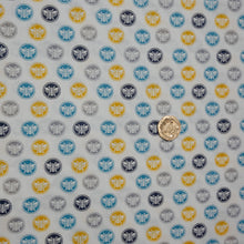 Load image into Gallery viewer, Sewing Bumble Bee by Stuart Hillard - Buttons - 100% Cotton
