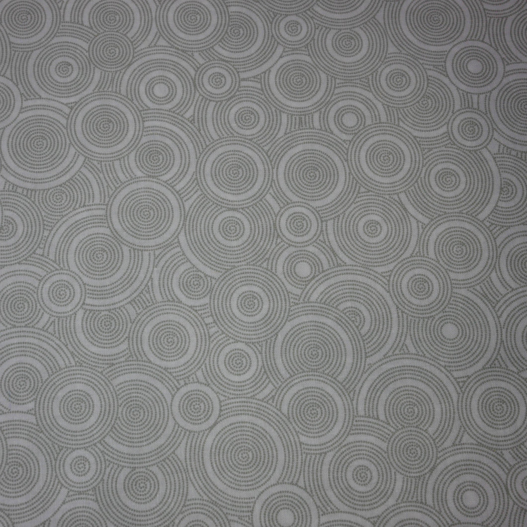 Circles - 100% Cotton