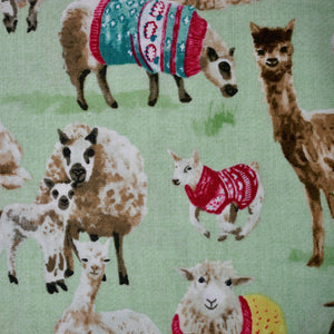 Knit n Purl by Whistler Studios - Animals - 100% Cotton
