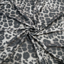 Load image into Gallery viewer, Polyester Jersey - Animal Print