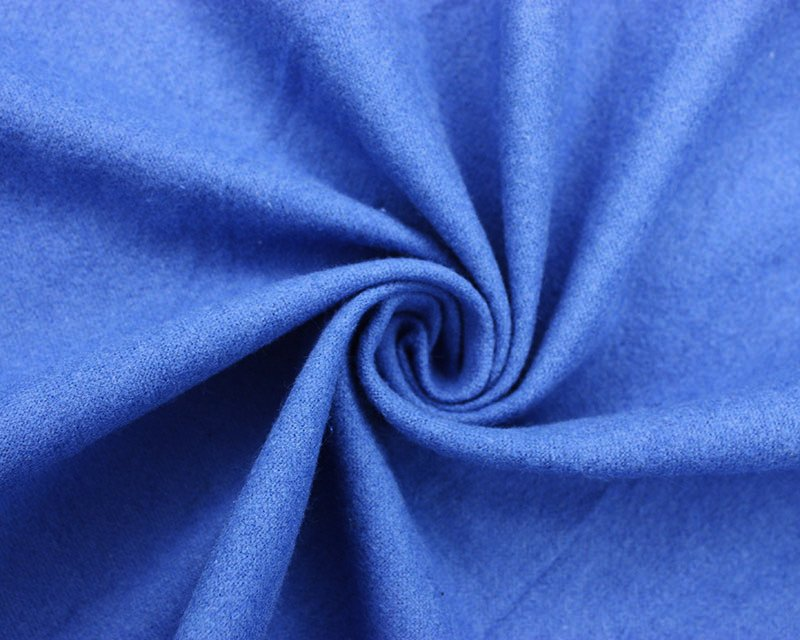 Brushed Cotton - 100% - Royal Blue