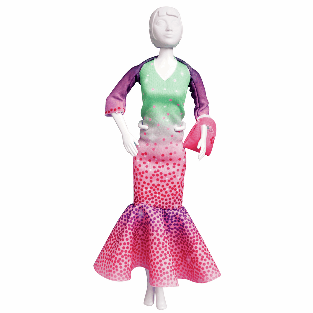 Dress Your Doll - Couture Outfit Kit - Billy Mint