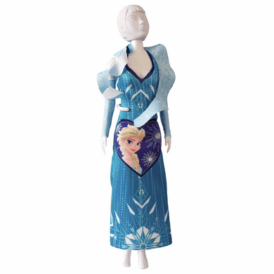 Dress Your Doll - Couture Outfit Kit - Mary Crystal - Frozen