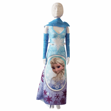 Dress Your Doll - Couture Outfit Kit - Mary Frozen Magic