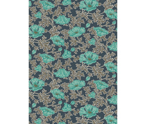 Liberty Winterbourne Collection - Beatrice Poppy - 100% Cotton