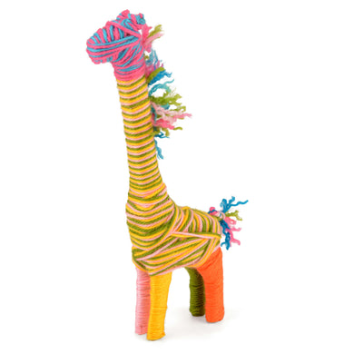 Yarn Animals - Giraffes