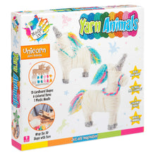 Load image into Gallery viewer, Yarn Animals - Unicorn