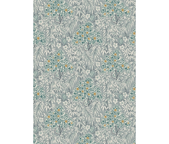 Liberty Winterbourne Collection - Woodhaze - 100% Cotton