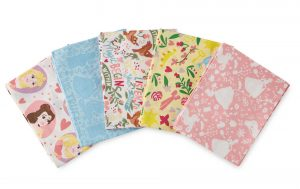 Fat Quarter Pack - Disney Princesses