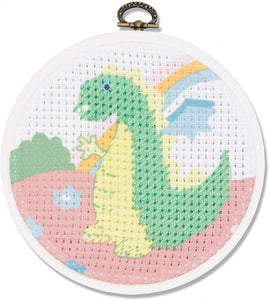 DMC Stitch It Jr! Cross Stitch Kit - The Dragon