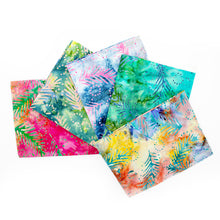 Load image into Gallery viewer, Fat Quarter Pack - Batik - 3 Designs