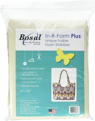 In R Form - Fusible Foam Stabiliser - Double Sided - Pack