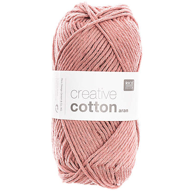 Rico Creative - Cotton Aran - 8 Colours
