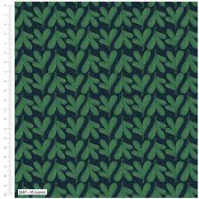 Garden Party - Leaves -  100% Cotton