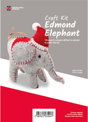 Edmond the Elephant Sewing Kit