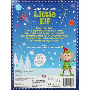 Christmas Little Elf Sewing Kit