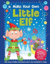 Load image into Gallery viewer, Christmas Little Elf Sewing Kit