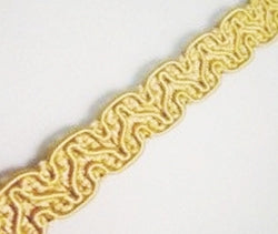 Braid - Furnishing - Bright Gold